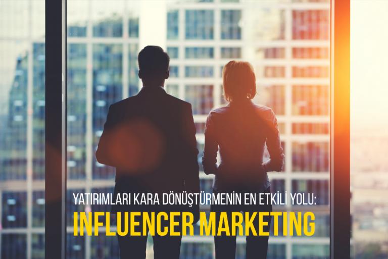 influencer marketing yatırımlarının avantajı